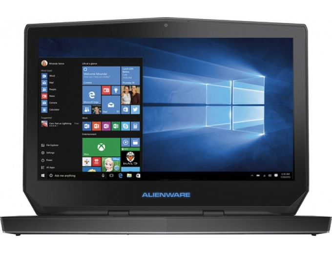 "Alienware 13.3"" OLED Touch-Screen Laptop"
