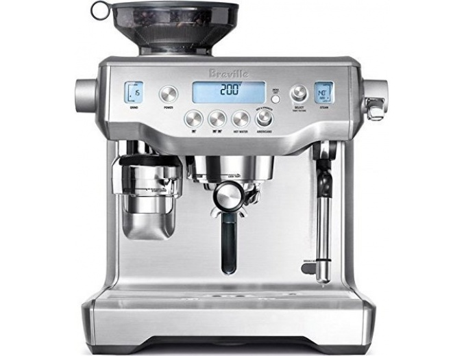 Breville Oracle Espresso Machine, Refurb