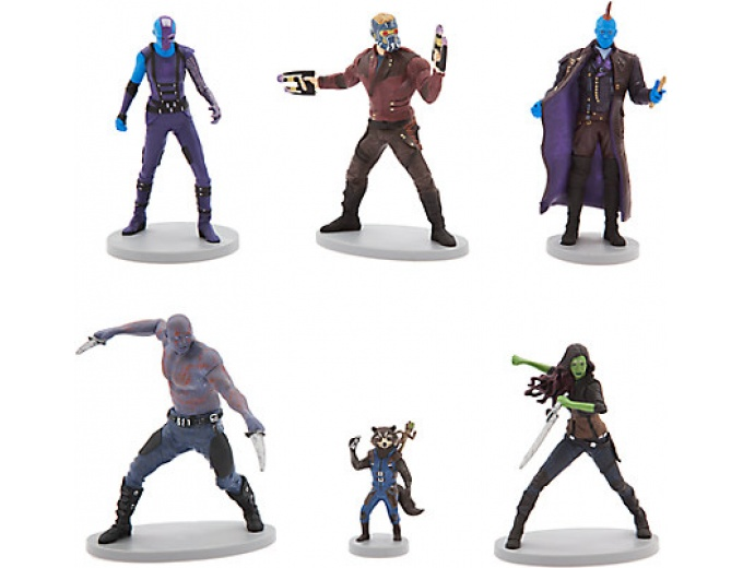 Guardians of the Galaxy Vol. 2 Figure Play Set