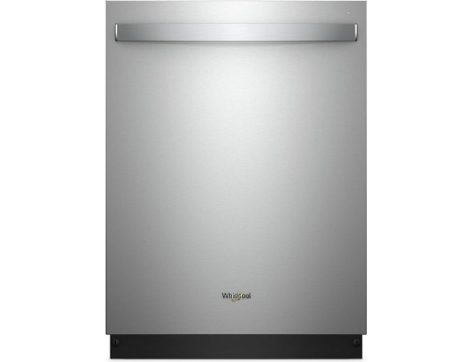 Whirlpool Built-in Dishwasher, Stainless Steel