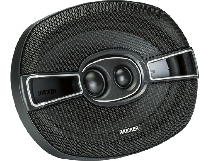 Kicker KS 6x9 3-Way Car Speakers (Pair)