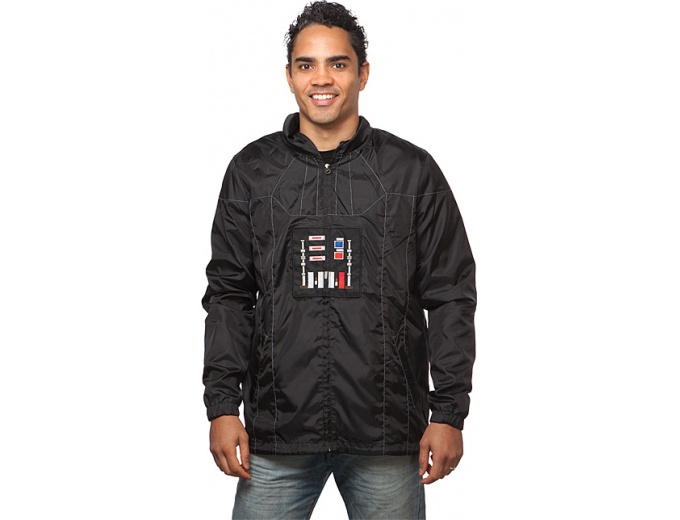 Star Wars Darth Vader Windbreaker Jacket