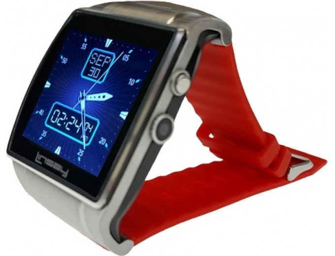 Executive EX5LR Smart Watch w/ Camera