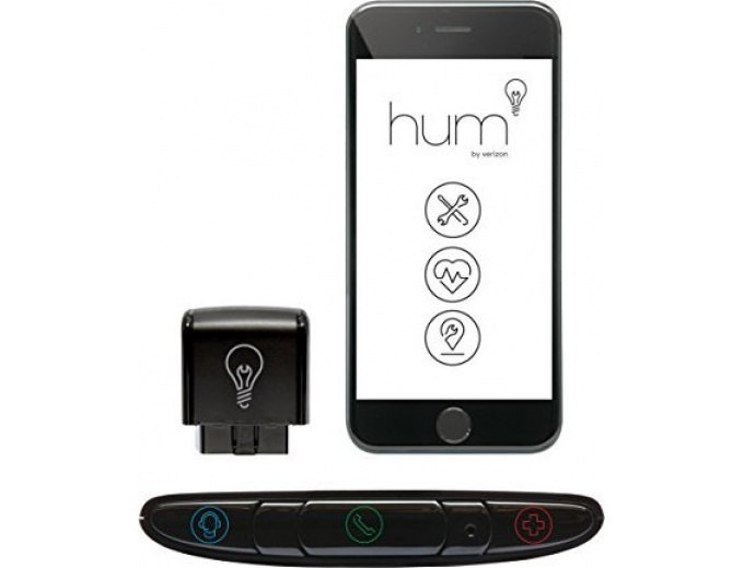 Verizon Hum Vehicle Tracking & Diagnostics