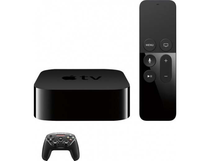 Apple TV 64GB with SteelSeries Controller