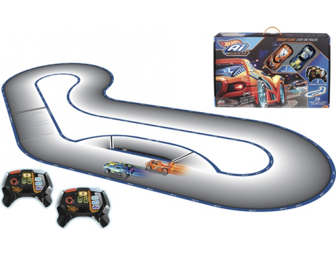 Mattel Hot Wheels Ai Starter Set