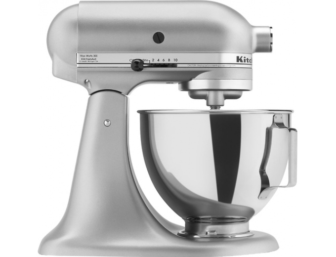 Kitchenaid Stand Mixer - Silver Metallic