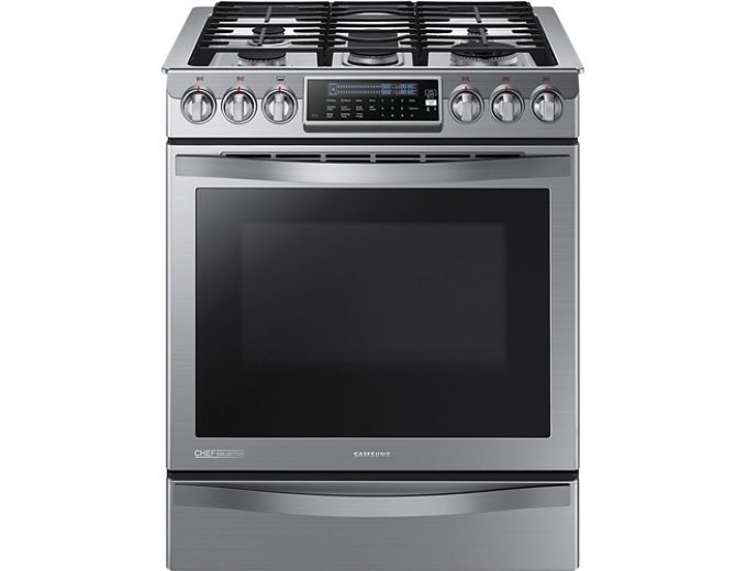 Samsung Chef Collection Convection Range
