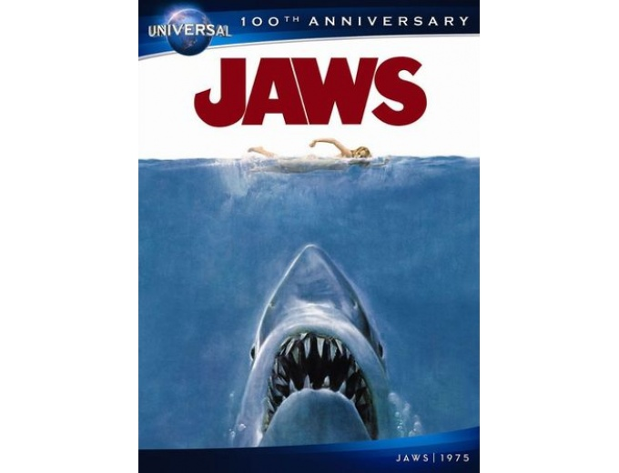 Jaws (DVD + Digital)