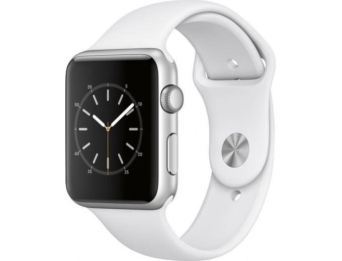 Apple Watch Series 1 Silver Aluminum Case