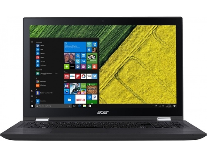 Acer Spin 3 Convertible 2-in-1 Laptop