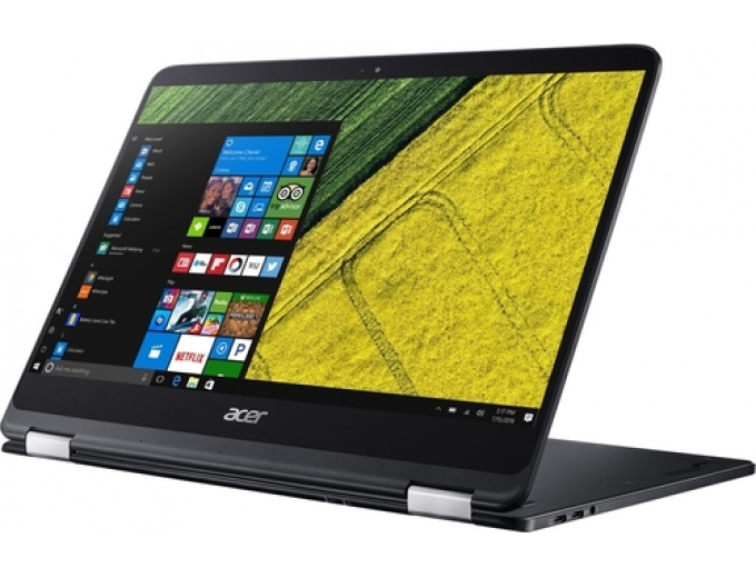 "Acer Spin 2-in-1 14"" Touch-Screen Laptop"