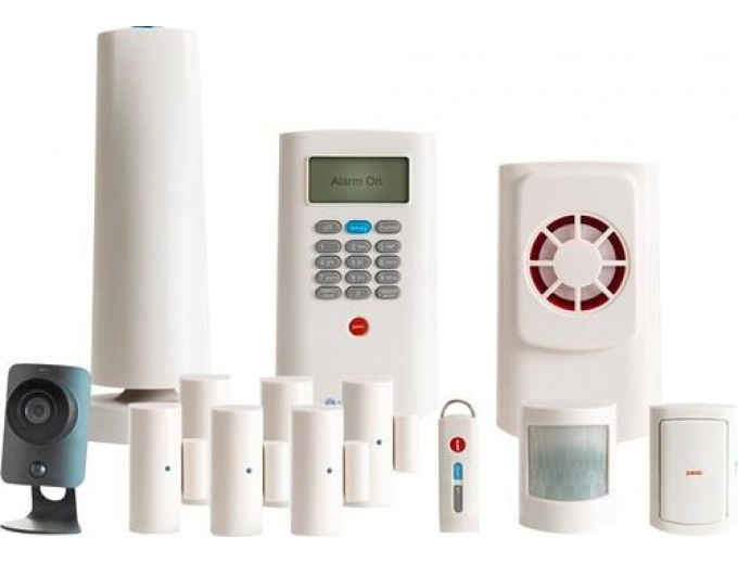 150 Off Simplisafe Shield Wireless Home Security System