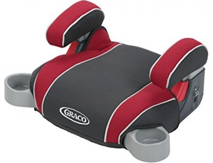 Graco Backless Turbo Booster Car Seat