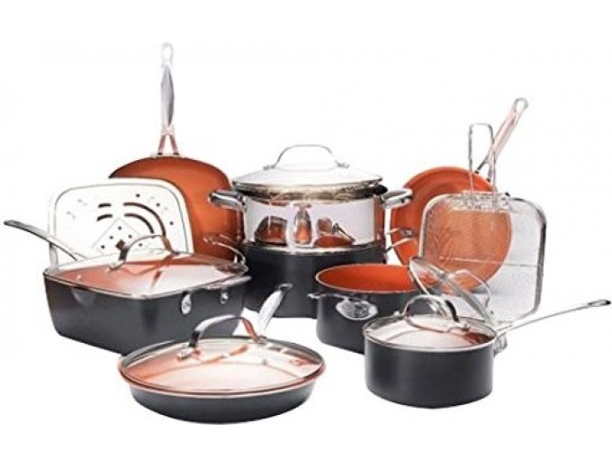 Gotham Steel Ultimate All in One Chef's Set