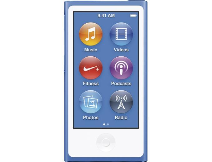 70% off Apple iPod Nano 16GB MP3 Player (Latest Model), $149