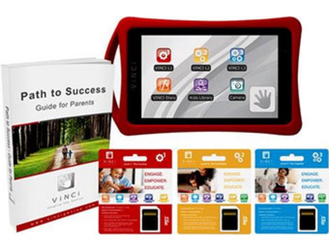 "VINCI Tab III M 5"" Learning Tablet"