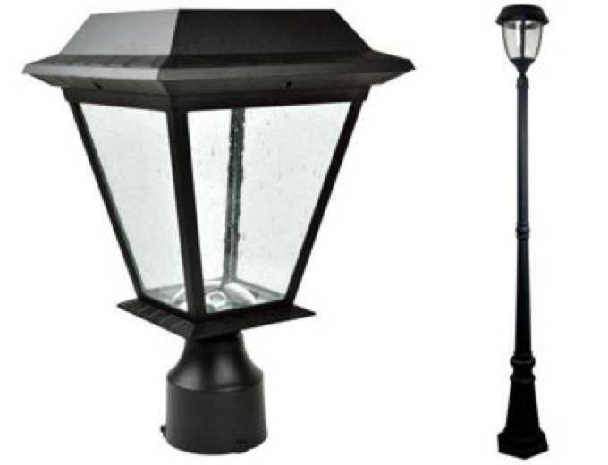 Select Outdoor & Security Lighting