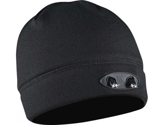 Panther Vision POWERCAP LED Fleece Beanie