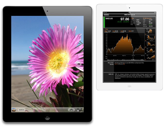 16GB Apple iPad Retina Display with WiFi