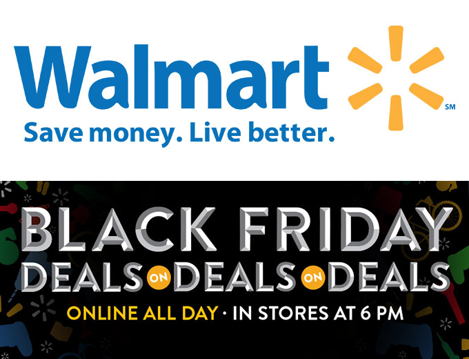Walmart Black Friday Deals on Deals on Deals