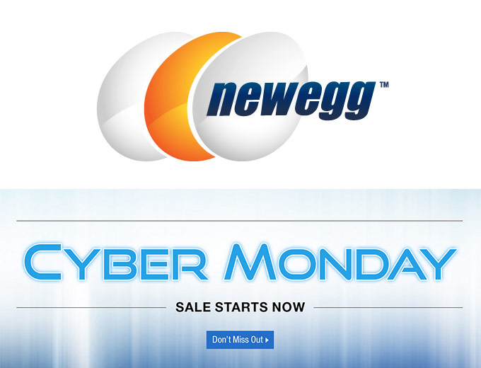Newegg Cyber Monday Sale