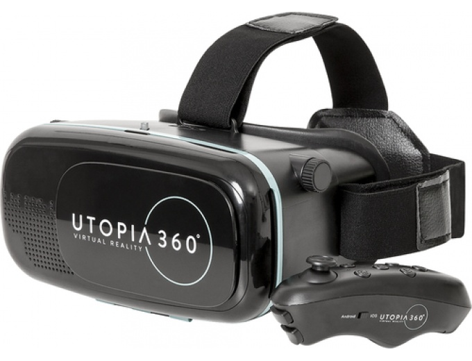 ReTrak Utopia 360° VR Headset + Controller