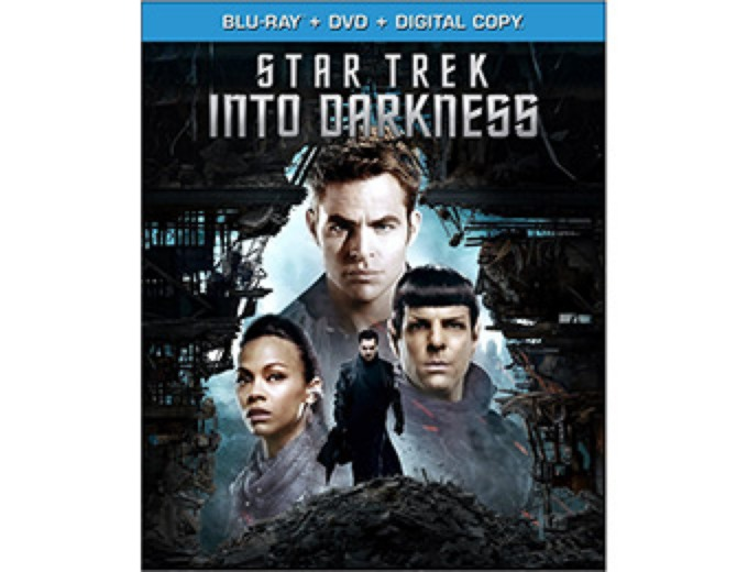 Star Trek Into Darkness Blu-ray + DVD