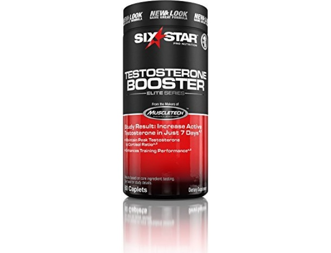 Six Star Testosterone Booster Supplement
