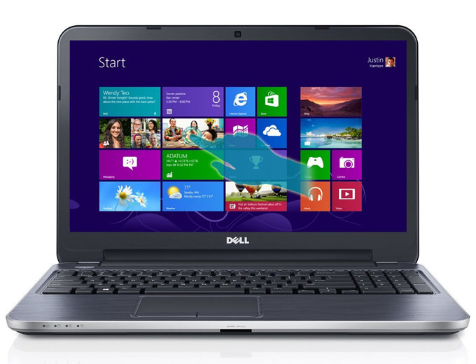 Dell Inspiron 15R Touchscreen Laptop