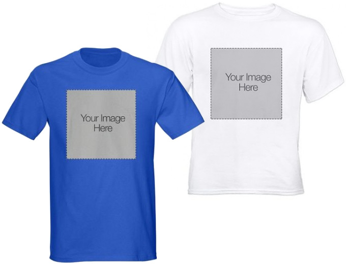 Custom Personalized T-Shirts
