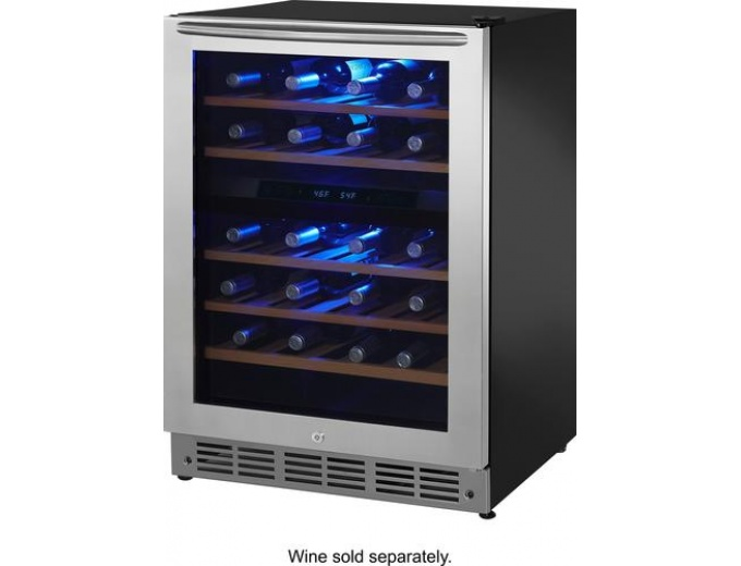 44-Bottle Built-In Wine Refrigerator