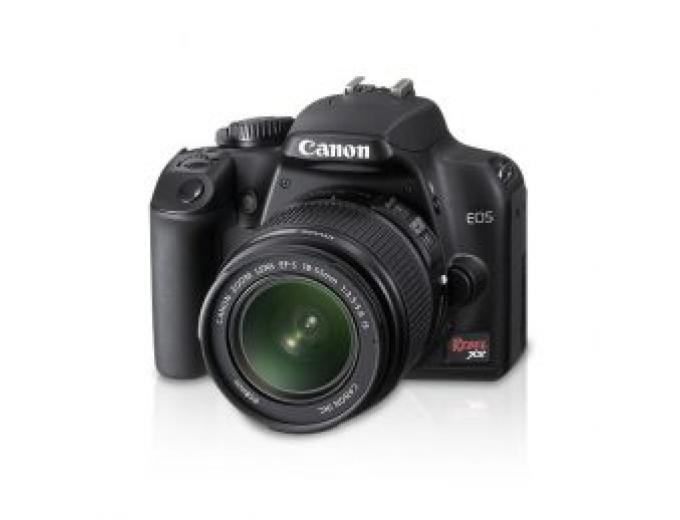 Canon EOS Rebel XS DSLR $50 off Coupon Code