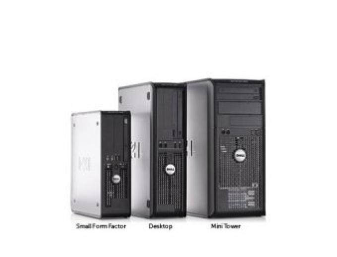 "Dell OptiPlex 380 Desktop w/ 20"" Monitor for only $499"