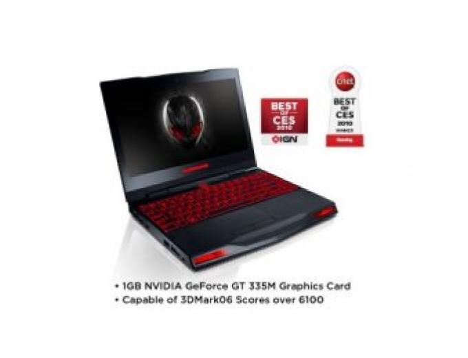 Lowest Price Ever on Alienware M11x Gaming Laptop