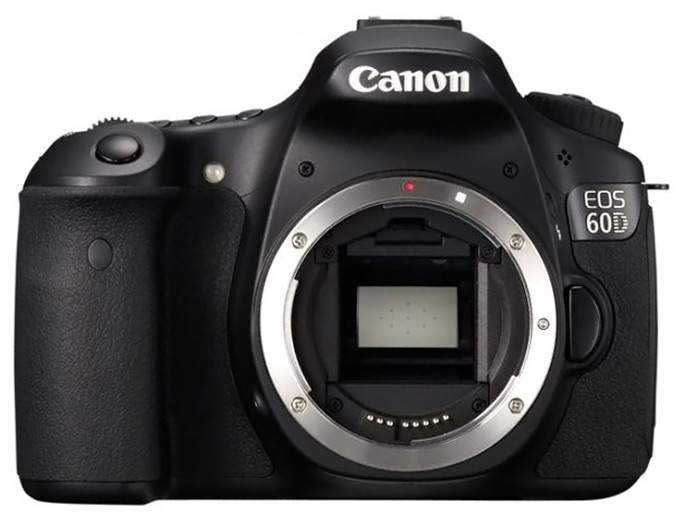 Canon EOS 60D DSLR Camera Body Kit