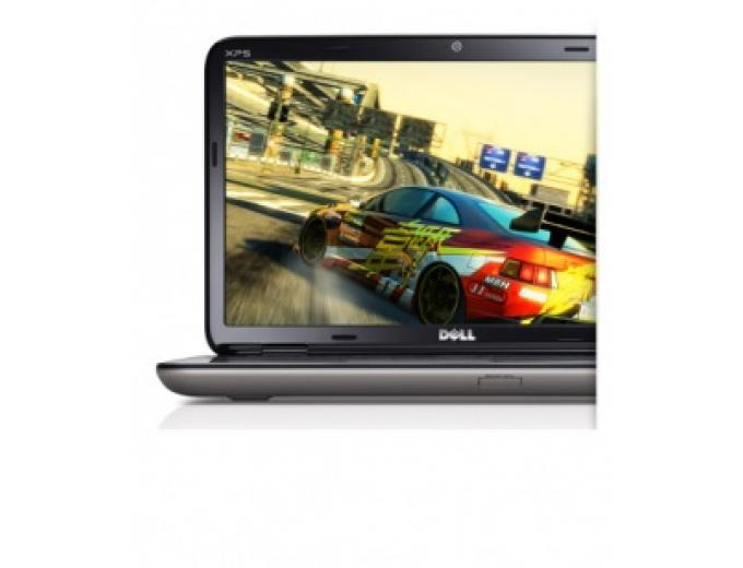 XPS 15, Core i5, 500GB HDD, 4GB DDR3