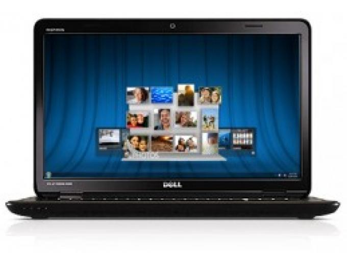 Inspiron 15R, Customizable, Core i5, Bluetooth, 500GB HDD