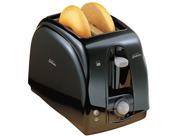 Sunbeam Two Slice Toaster