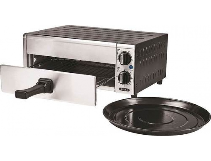 Bella Pizza Oven - Stainless Steel