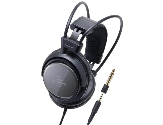 Audio-Technica ATHT400 Dynamic Headphones