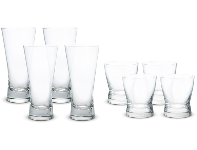 Block Trinity Crystal Barware