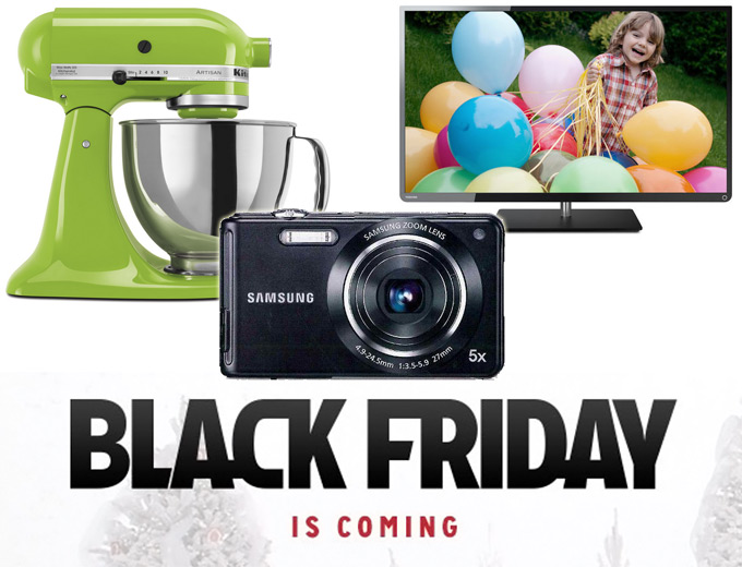 Black Friday Sneak Peek Deals