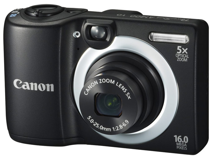 Canon PowerShot A1400 16MP Compact Camera