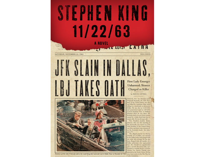 Steven King's 11/22/63 (Kindle Edition)
