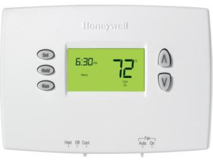 Honeywell Programmable Digital Thermostat