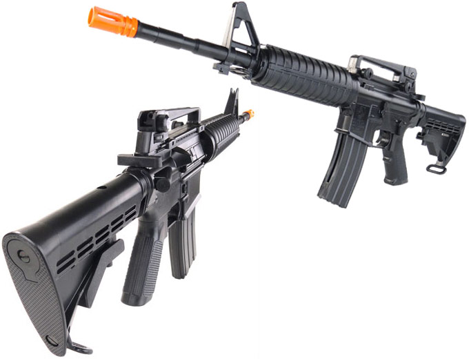 Colt M4-A1 Licensed Spring Airsoft Rifle