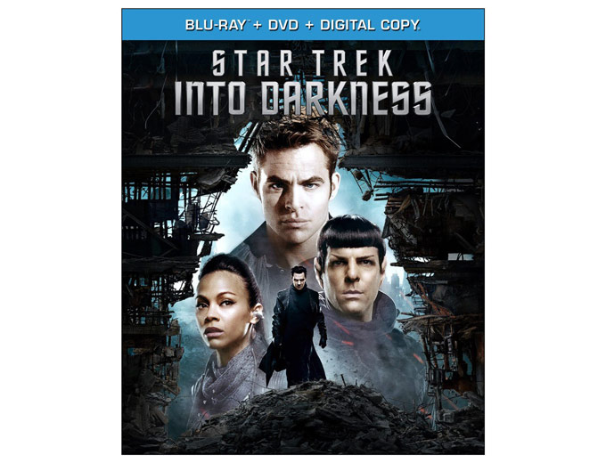 Star Trek Into Darkness Blu-ray Combo