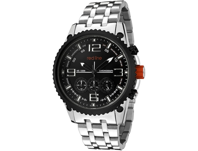 Red Line Men's Boost Chronograph Watch