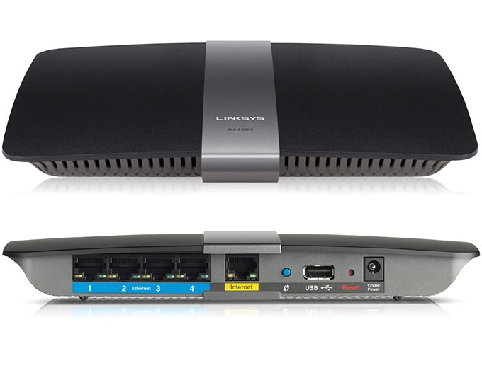 Linksys EA4500 N900 Dual-Band Router